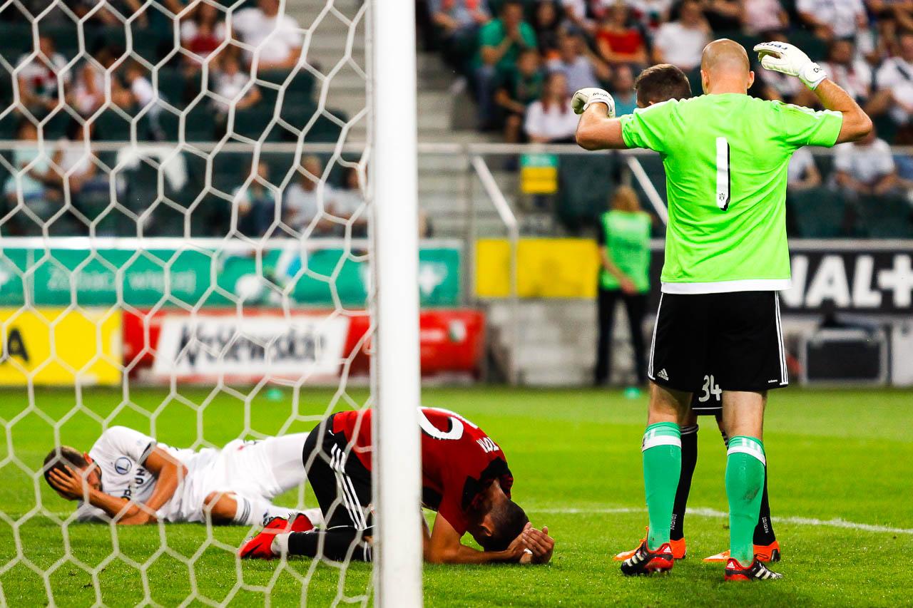 Legia Warszawa 0-2 Spartak Trnava - fot. Piotr Galas (zdjęcie 70 z 84)