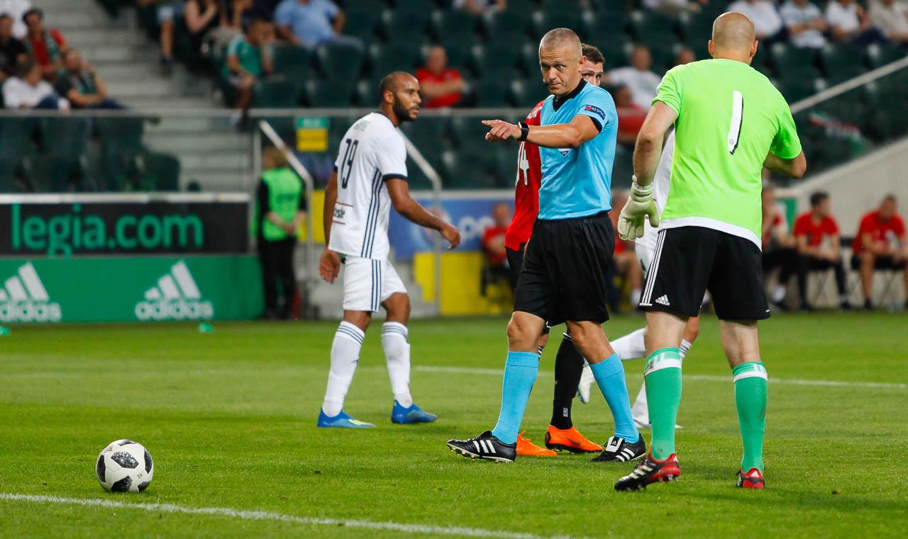 Legia Warszawa 0-2 Spartak Trnava - fot. Piotr Galas (zdjęcie 71 z 84)