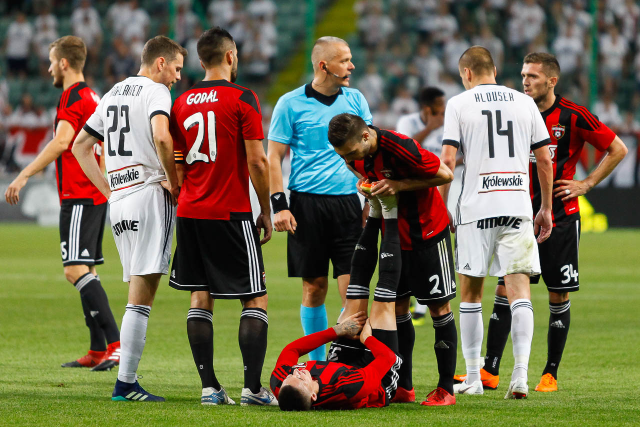 Legia Warszawa 0-2 Spartak Trnava - fot. Piotr Galas (zdjęcie 72 z 84)