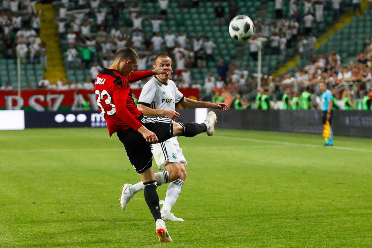 Legia Warszawa 0-2 Spartak Trnava - fot. Piotr Galas (zdjęcie 73 z 84)