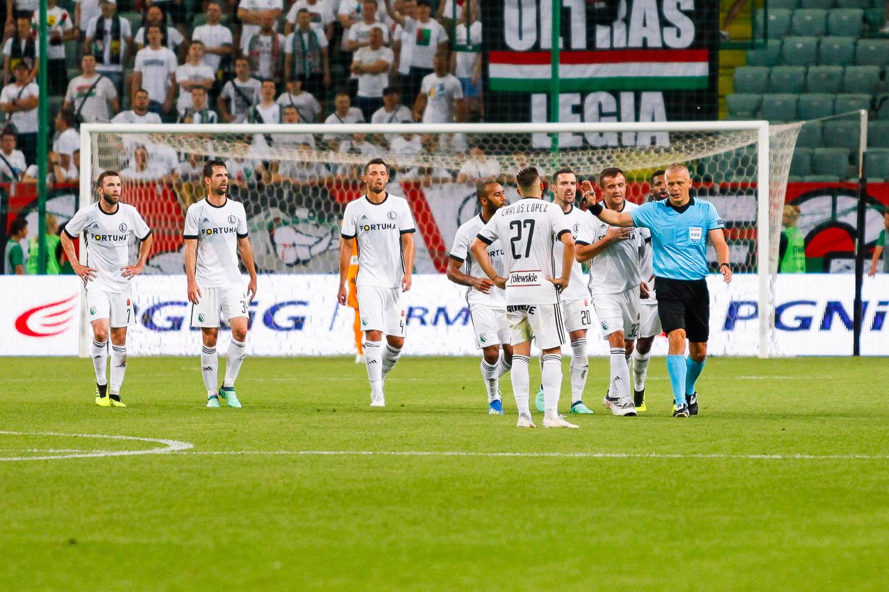 Legia Warszawa 0-2 Spartak Trnava - fot. Piotr Galas (zdjęcie 75 z 84)