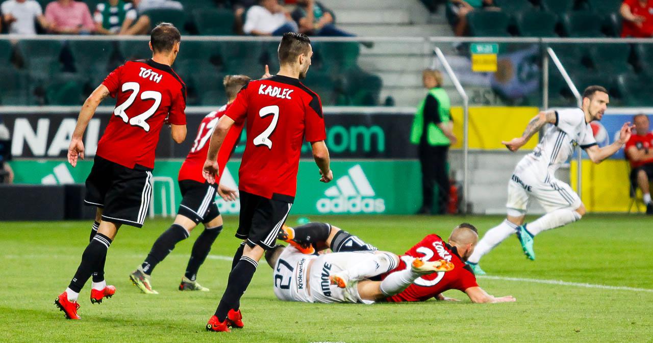 Legia Warszawa 0-2 Spartak Trnava - fot. Piotr Galas (zdjęcie 76 z 84)