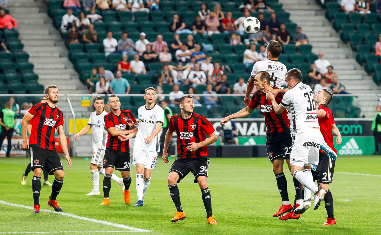 Legia Warszawa 0-2 Spartak Trnava - fot. Piotr Galas (zdjęcie 77 z 84)
