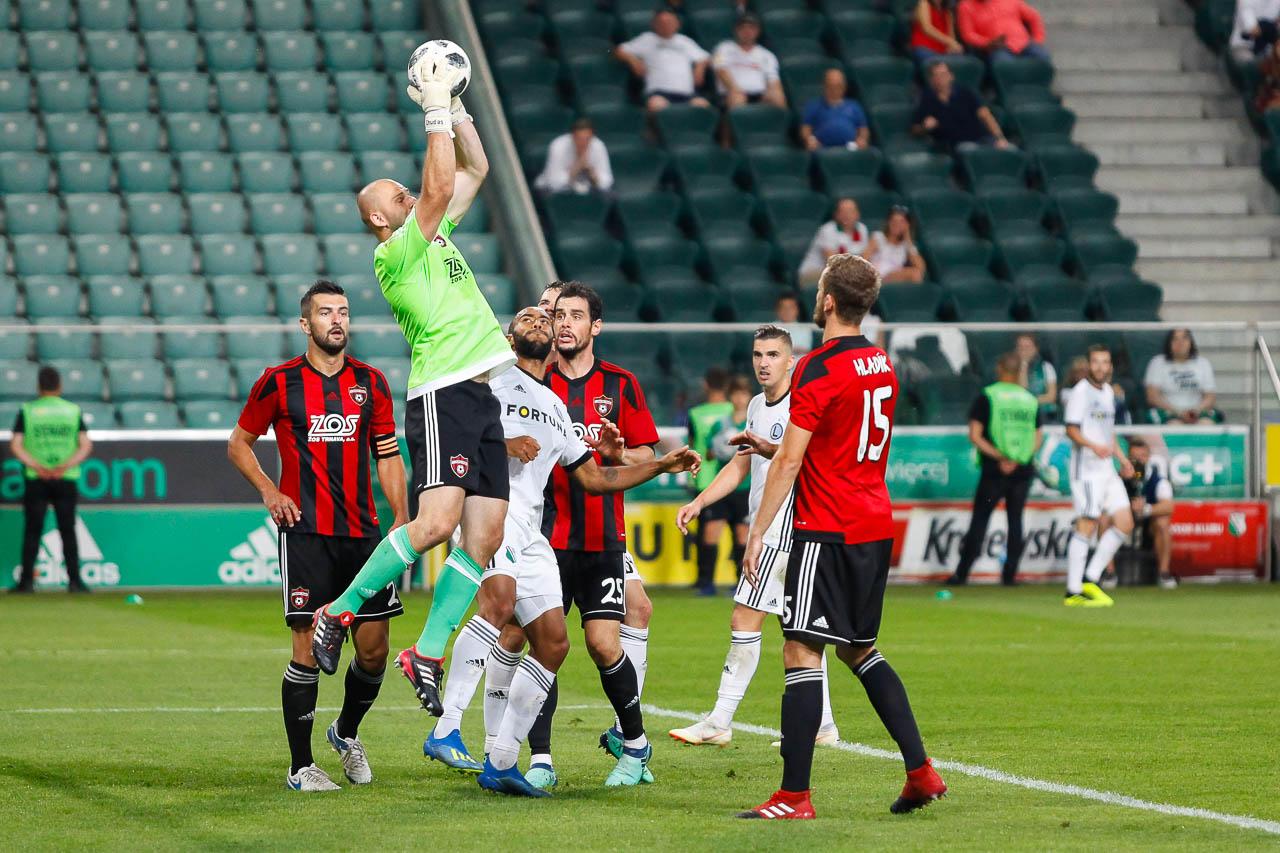 Legia Warszawa 0-2 Spartak Trnava - fot. Piotr Galas (zdjęcie 78 z 84)