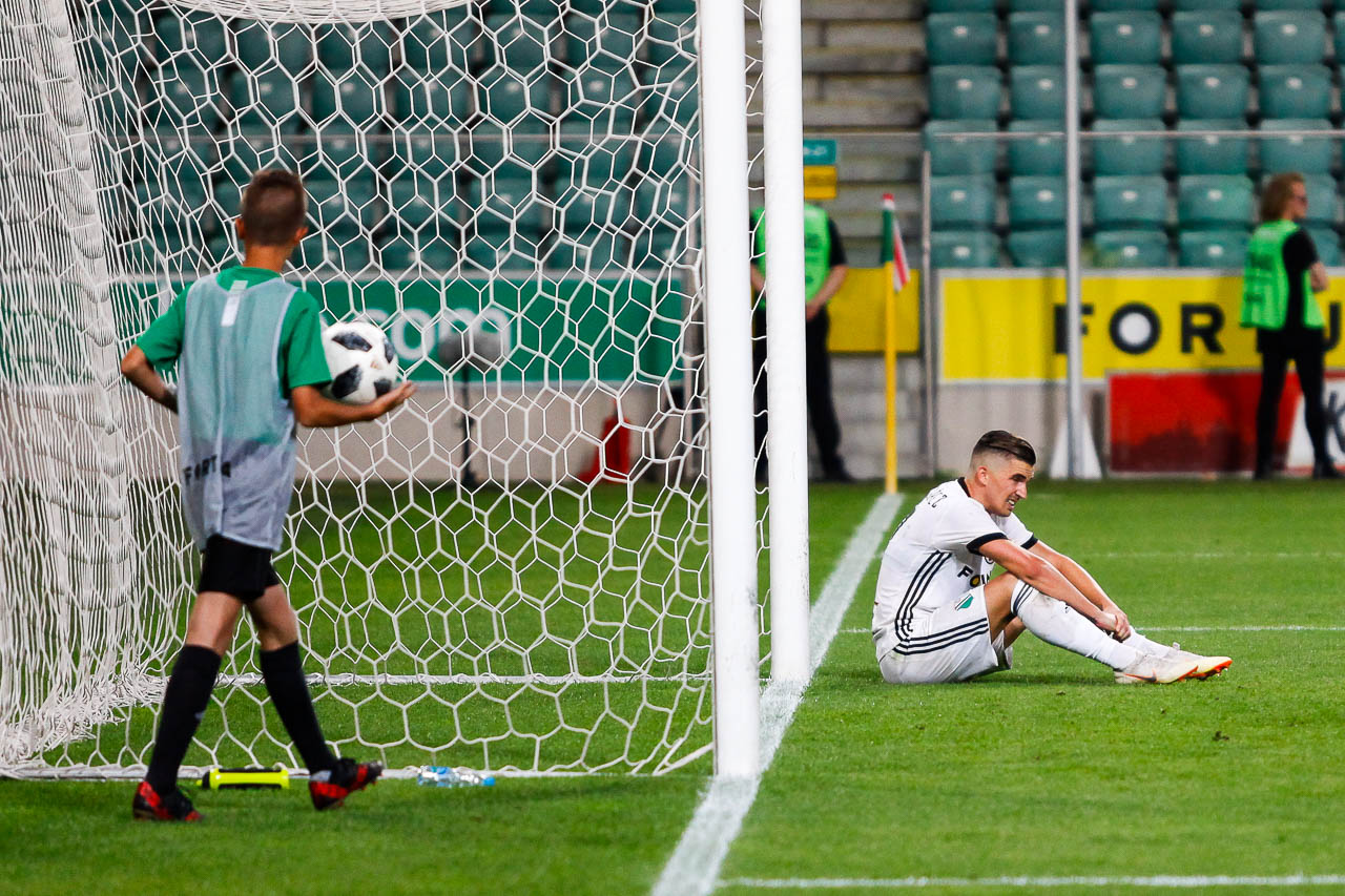 Legia Warszawa 0-2 Spartak Trnava - fot. Piotr Galas (zdjęcie 79 z 84)