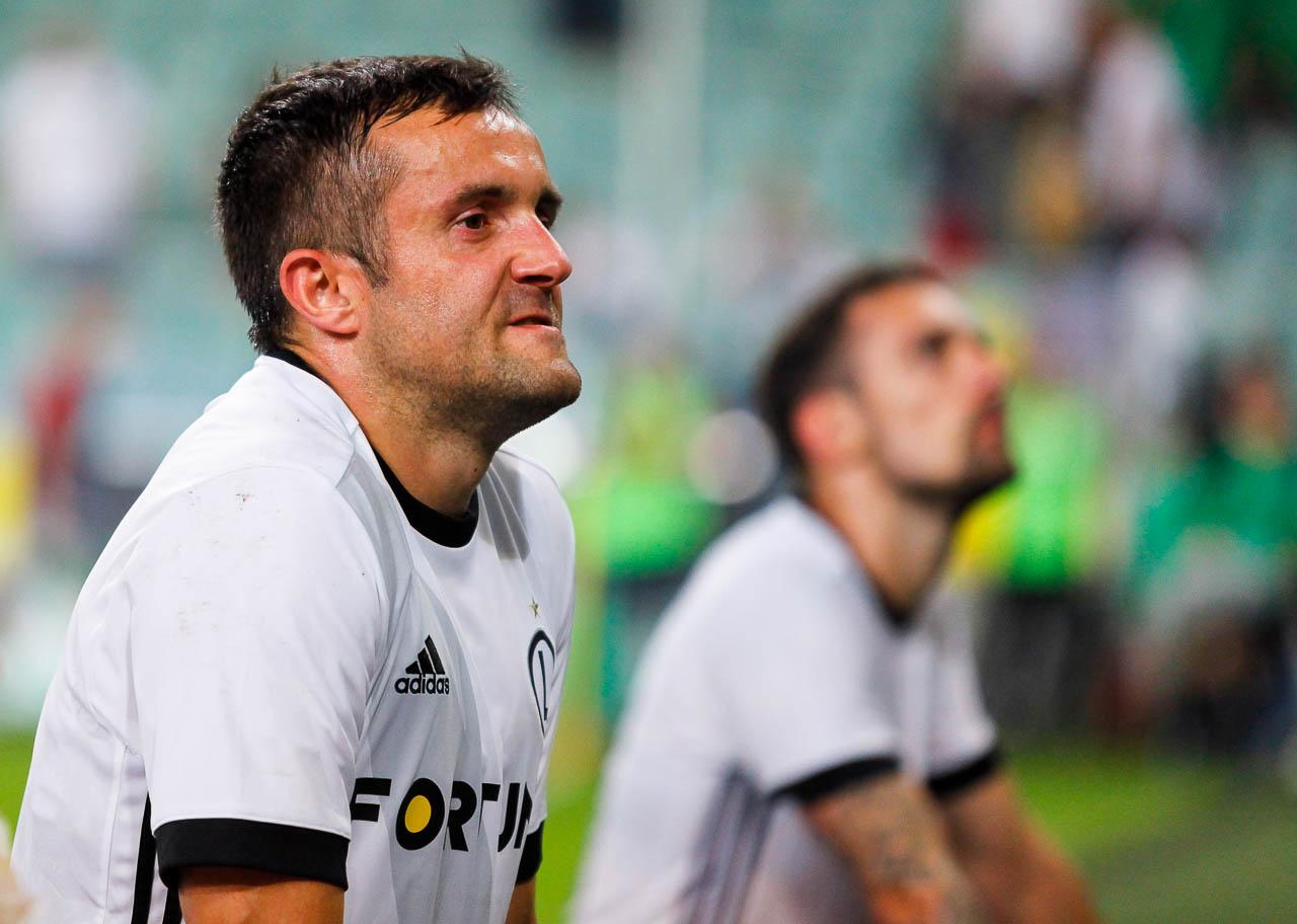 Legia Warszawa 0-2 Spartak Trnava - fot. Piotr Galas (zdjęcie 82 z 84)
