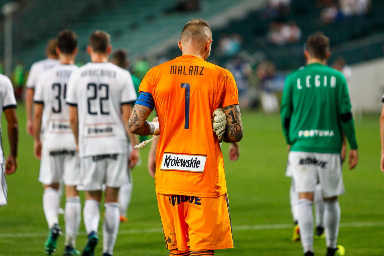 Legia Warszawa 0-2 Spartak Trnava - fot. Piotr Galas (zdjęcie 83 z 84)