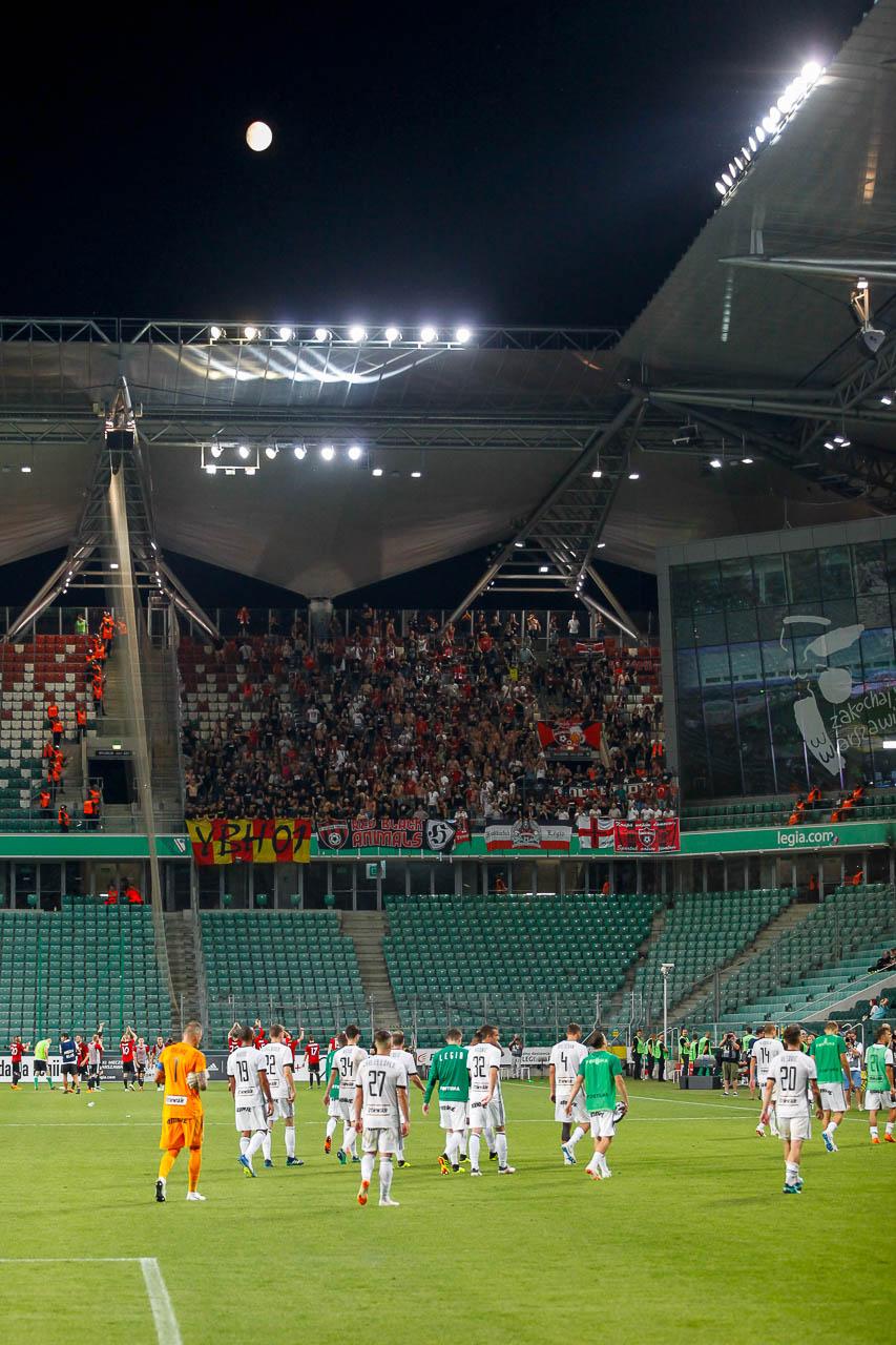 Legia Warszawa 0-2 Spartak Trnava - fot. Piotr Galas (zdjęcie 84 z 84)