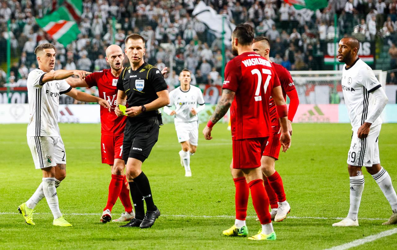 Legia Warszawa 3-3 Wisła Kraków - fot. Piotr Galas (zdjęcie 106 z 113)
