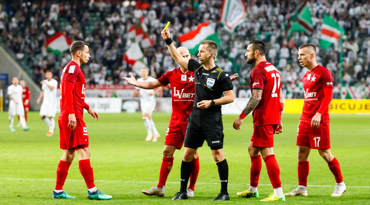 Legia Warszawa 3-3 Wisła Kraków - fot. Piotr Galas (zdjęcie 107 z 113)
