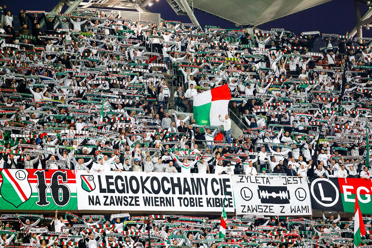 Legia Warszawa 3-3 Wisła Kraków - fot. Piotr Galas (zdjęcie 11 z 113)
