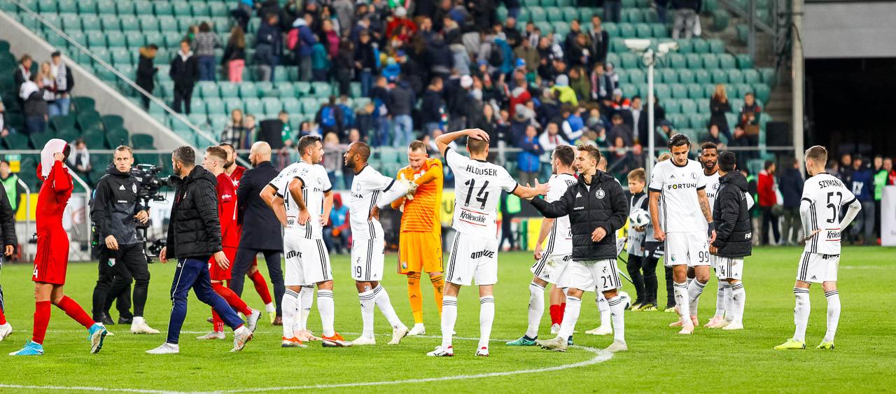 Legia Warszawa 3-3 Wisła Kraków - fot. Piotr Galas (zdjęcie 111 z 113)