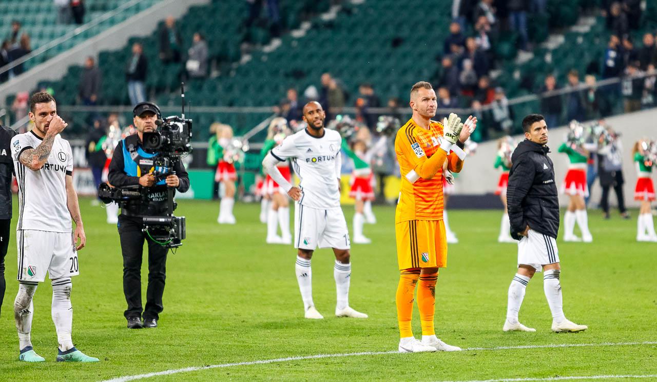 Legia Warszawa 3-3 Wisła Kraków - fot. Piotr Galas (zdjęcie 112 z 113)