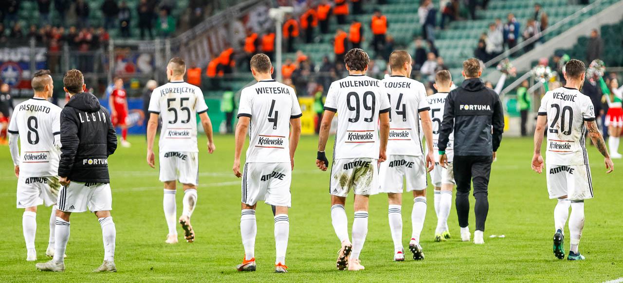 Legia Warszawa 3-3 Wisła Kraków - fot. Piotr Galas (zdjęcie 113 z 113)