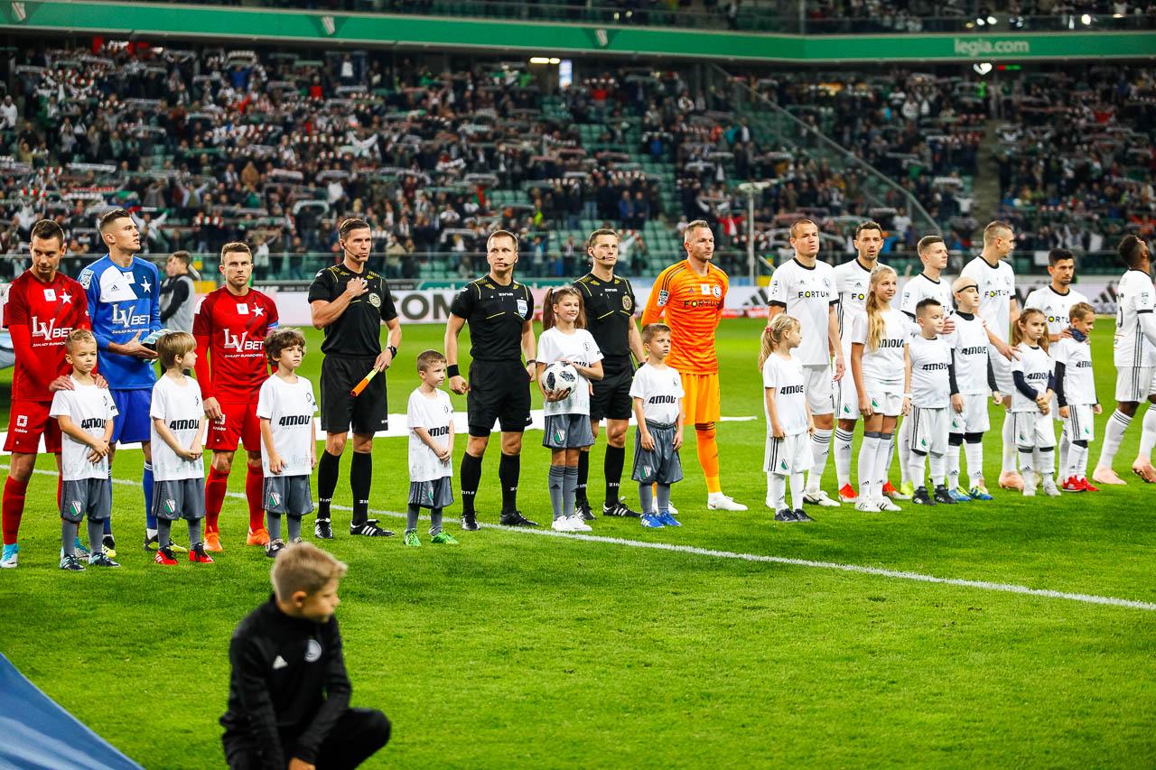 Legia Warszawa 3-3 Wisła Kraków - fot. Piotr Galas (zdjęcie 15 z 113)