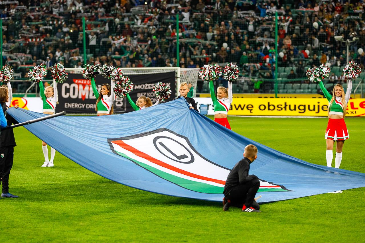 Legia Warszawa 3-3 Wisła Kraków - fot. Piotr Galas (zdjęcie 17 z 113)