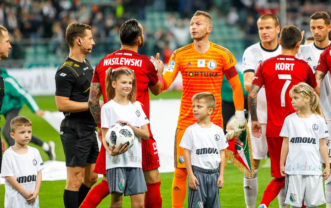 Legia Warszawa 3-3 Wisła Kraków - fot. Piotr Galas (zdjęcie 18 z 113)