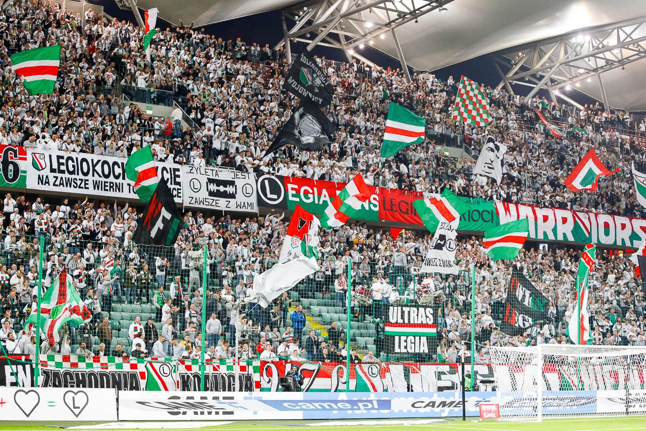 Legia Warszawa 3-3 Wisła Kraków - fot. Piotr Galas (zdjęcie 21 z 113)