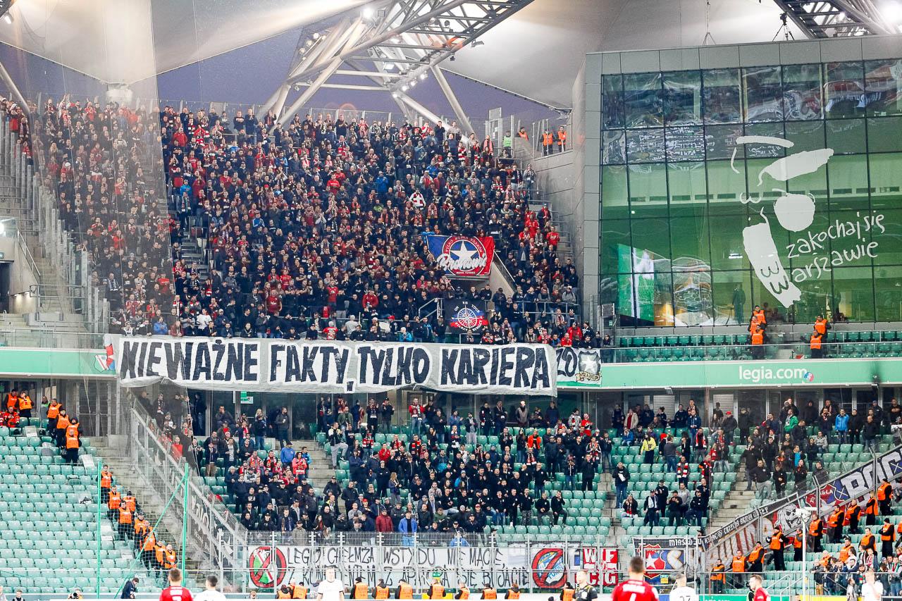 Legia Warszawa 3-3 Wisła Kraków - fot. Piotr Galas (zdjęcie 22 z 113)