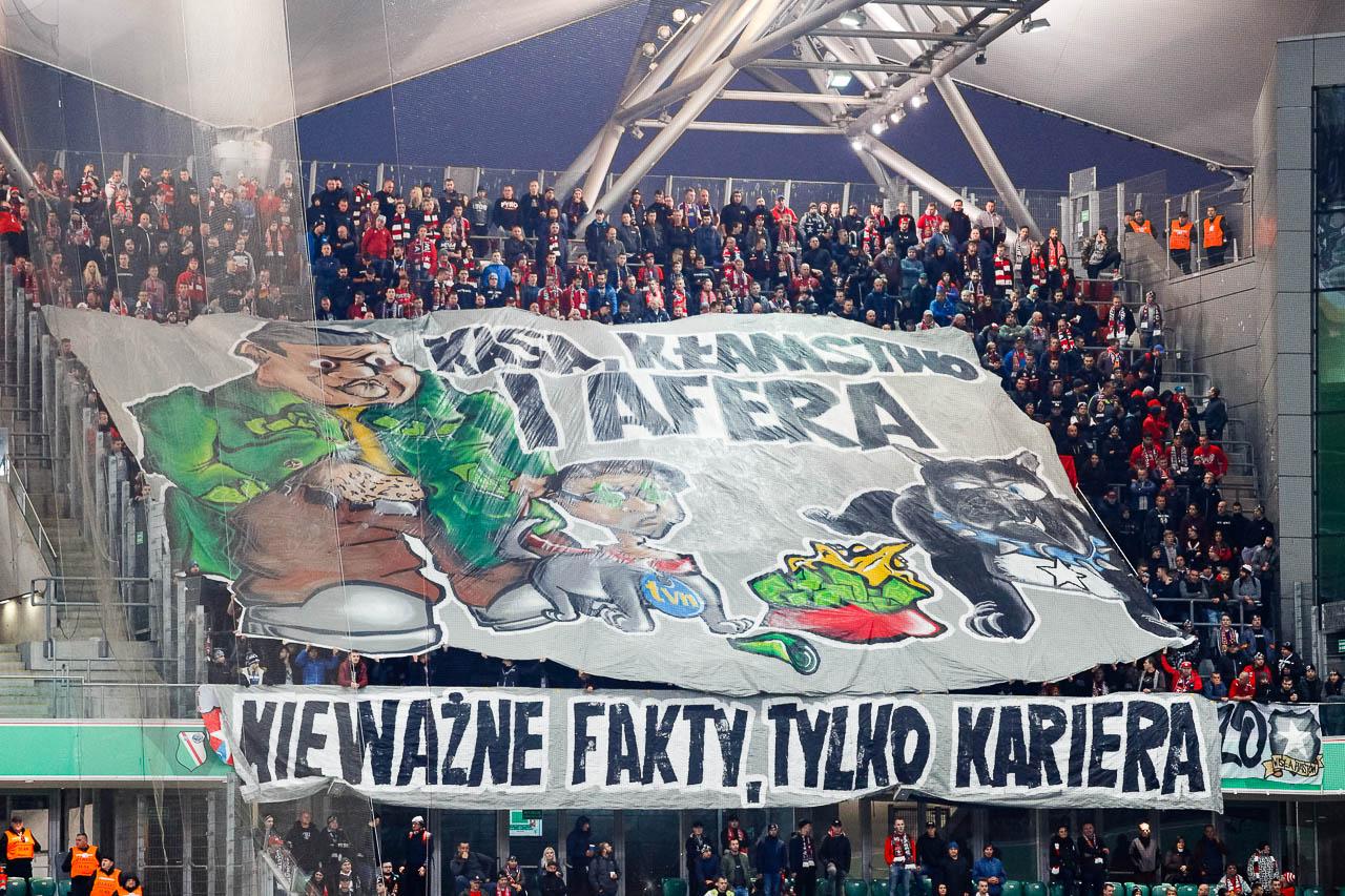 Legia Warszawa 3-3 Wisła Kraków - fot. Piotr Galas (zdjęcie 23 z 113)