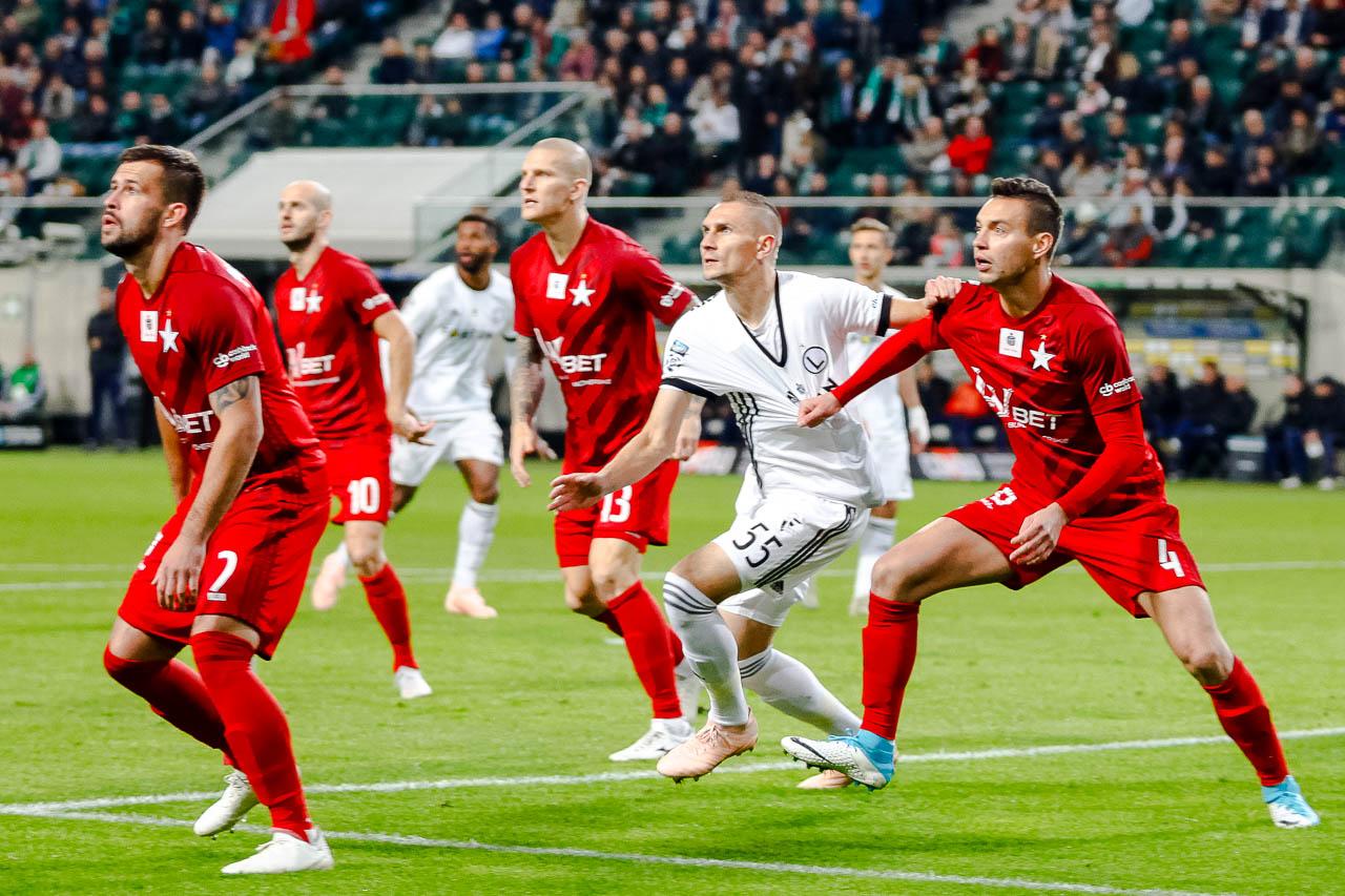 Legia Warszawa 3-3 Wisła Kraków - fot. Piotr Galas (zdjęcie 24 z 113)
