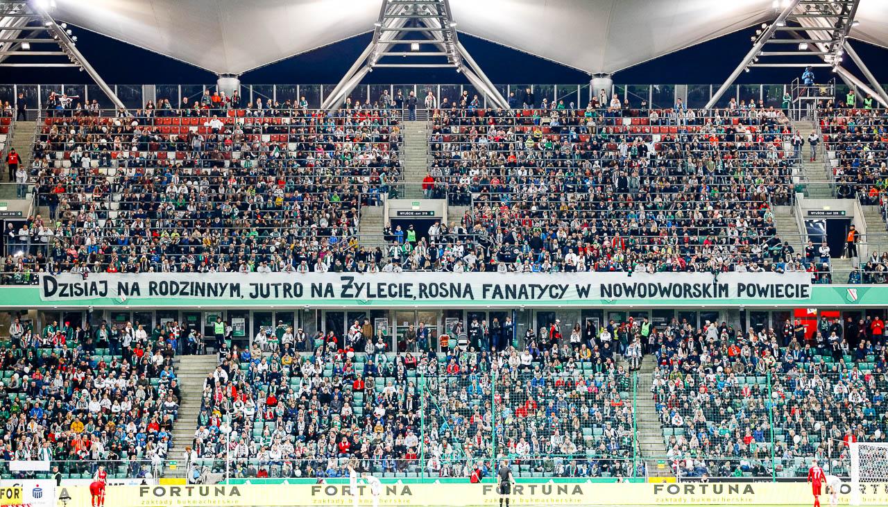 Legia Warszawa 3-3 Wisła Kraków - fot. Piotr Galas (zdjęcie 26 z 113)