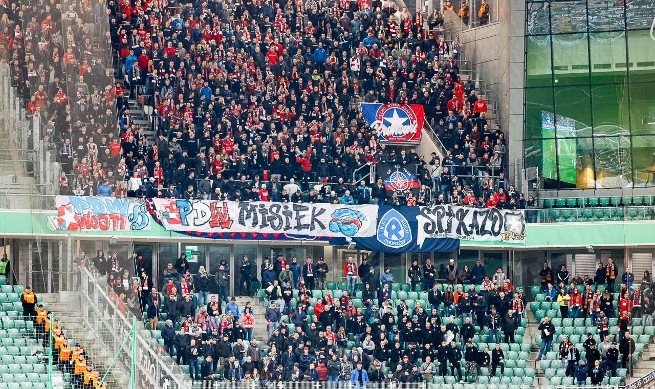 Legia Warszawa 3-3 Wisła Kraków - fot. Piotr Galas (zdjęcie 27 z 113)