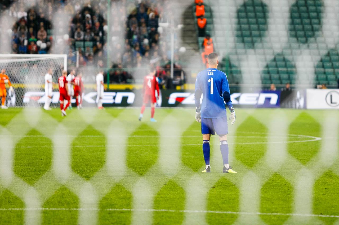 Legia Warszawa 3-3 Wisła Kraków - fot. Piotr Galas (zdjęcie 28 z 113)
