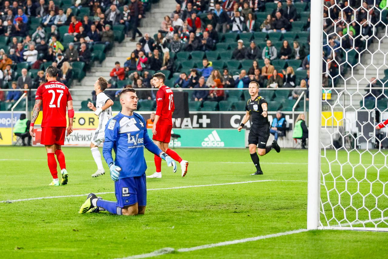 Legia Warszawa 3-3 Wisła Kraków - fot. Piotr Galas (zdjęcie 32 z 113)