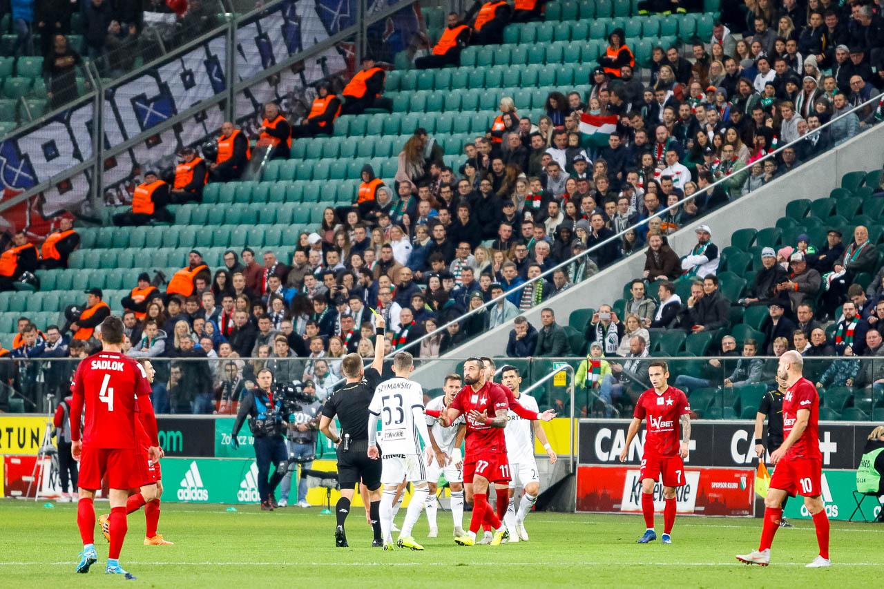 Legia Warszawa 3-3 Wisła Kraków - fot. Piotr Galas (zdjęcie 33 z 113)
