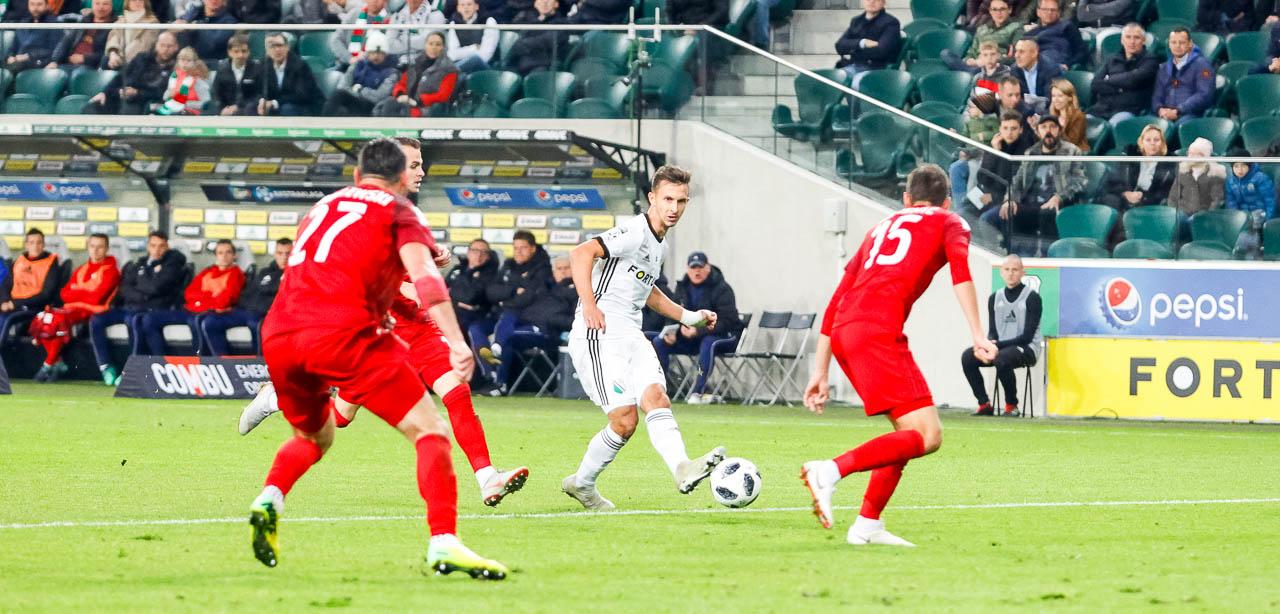 Legia Warszawa 3-3 Wisła Kraków - fot. Piotr Galas (zdjęcie 34 z 113)