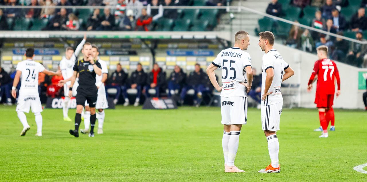 Legia Warszawa 3-3 Wisła Kraków - fot. Piotr Galas (zdjęcie 40 z 113)