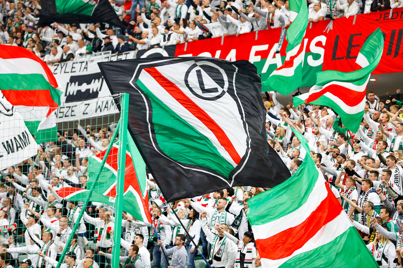 Legia Warszawa 3-3 Wisła Kraków - fot. Piotr Galas (zdjęcie 43 z 113)