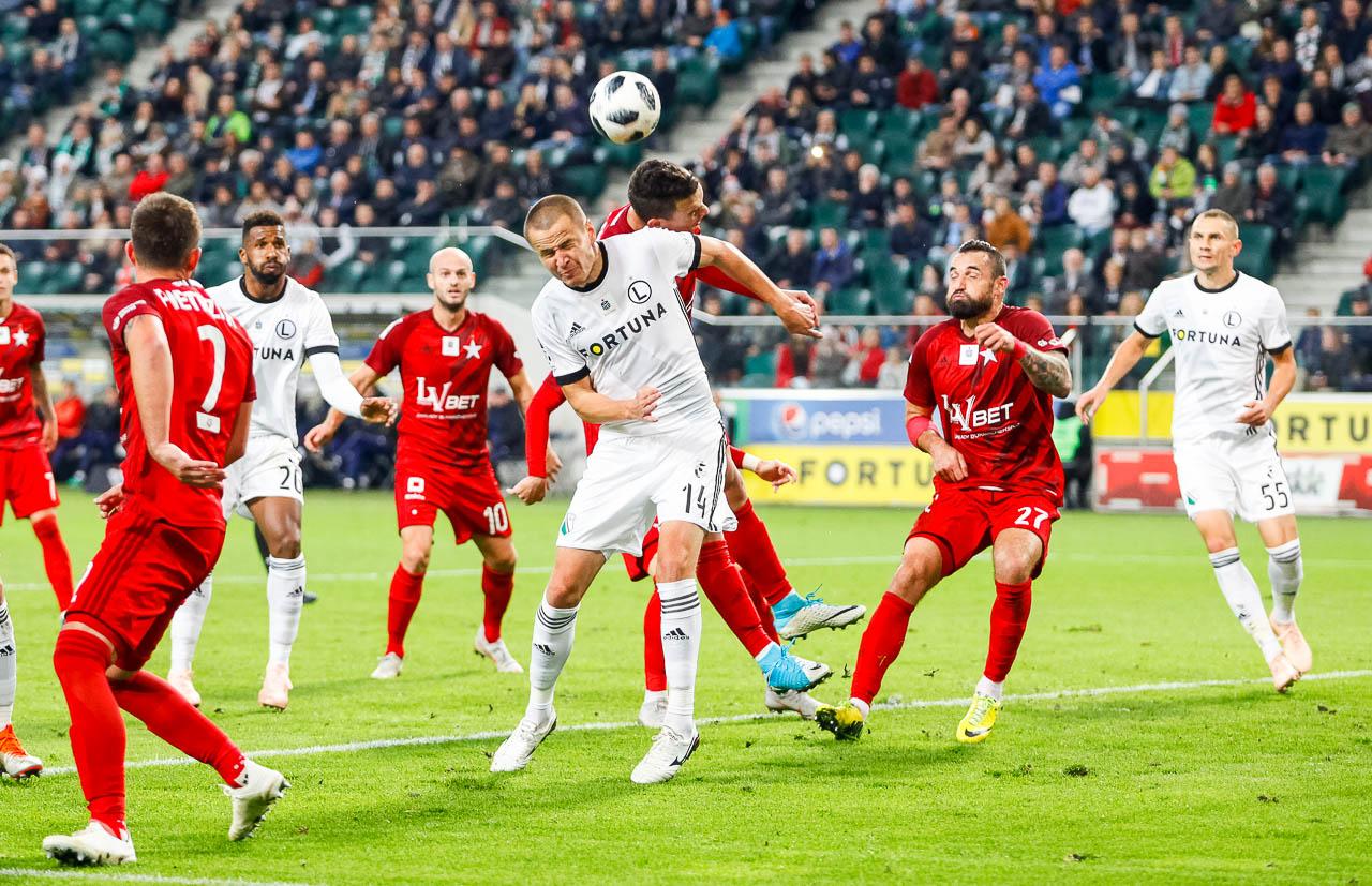 Legia Warszawa 3-3 Wisła Kraków - fot. Piotr Galas (zdjęcie 49 z 113)