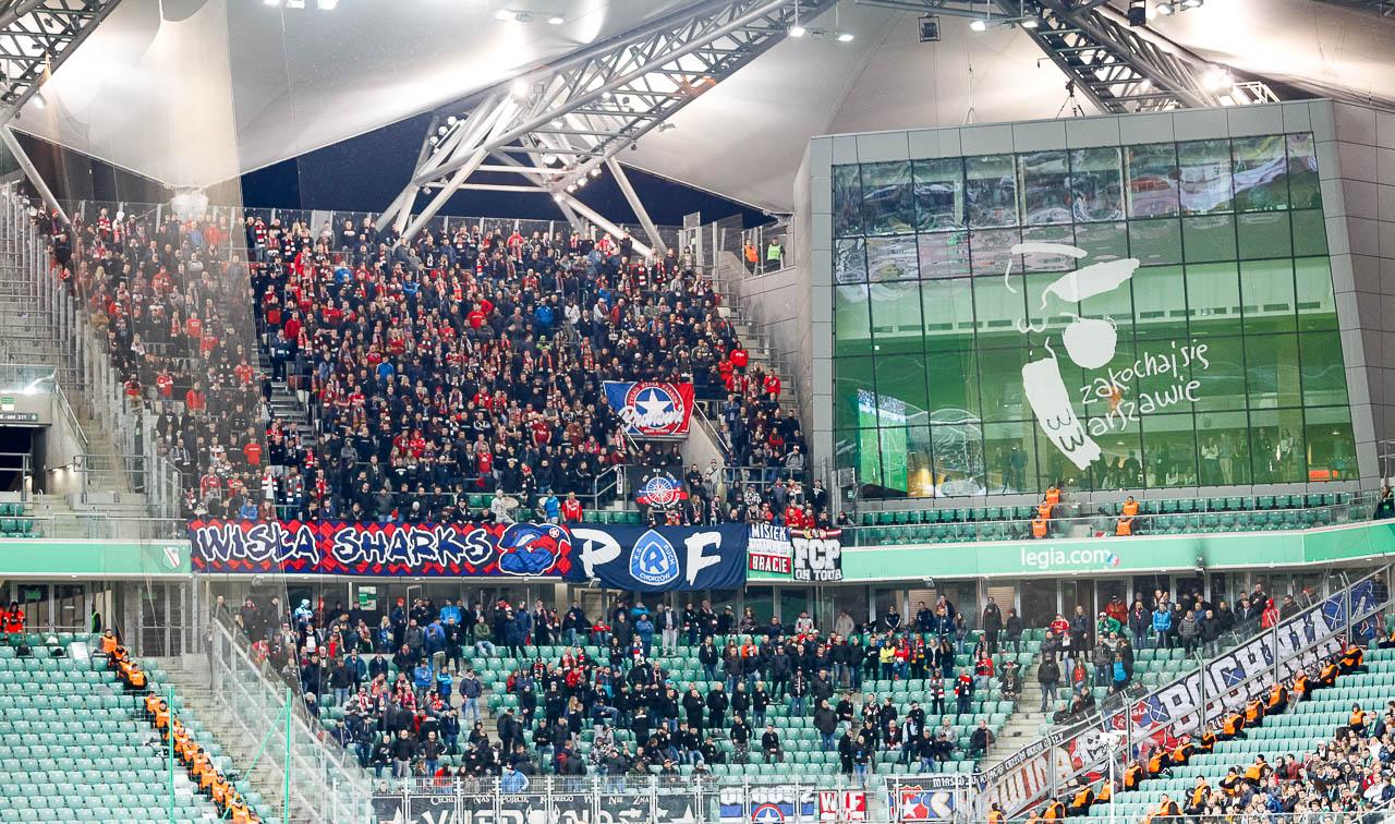 Legia Warszawa 3-3 Wisła Kraków - fot. Piotr Galas (zdjęcie 50 z 113)