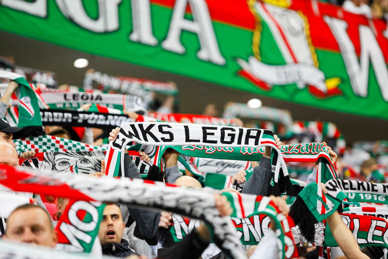 Legia Warszawa 3-3 Wisła Kraków - fot. Piotr Galas (zdjęcie 52 z 113)
