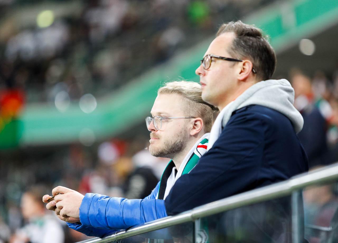 Legia Warszawa 3-3 Wisła Kraków - fot. Piotr Galas (zdjęcie 55 z 113)