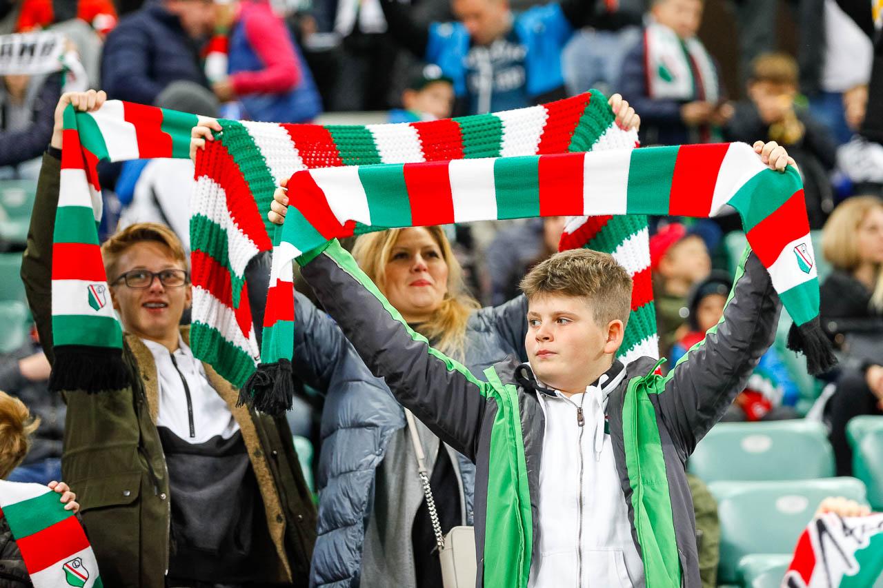 Legia Warszawa 3-3 Wisła Kraków - fot. Piotr Galas (zdjęcie 56 z 113)