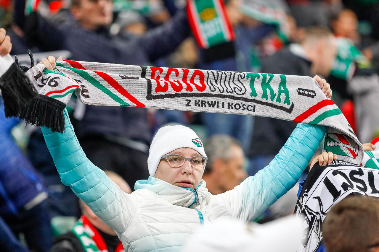Legia Warszawa 3-3 Wisła Kraków - fot. Piotr Galas (zdjęcie 57 z 113)
