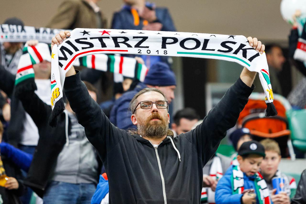 Legia Warszawa 3-3 Wisła Kraków - fot. Piotr Galas (zdjęcie 58 z 113)