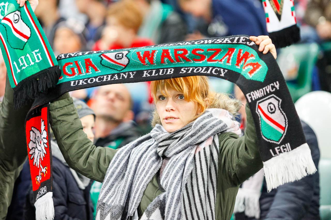 Legia Warszawa 3-3 Wisła Kraków - fot. Piotr Galas (zdjęcie 60 z 113)