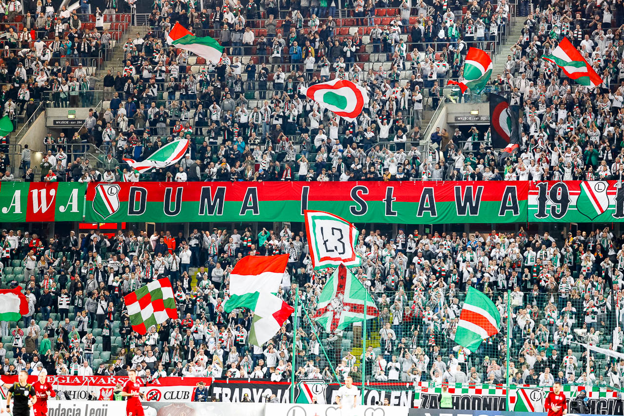 Legia Warszawa 3-3 Wisła Kraków - fot. Piotr Galas (zdjęcie 62 z 113)