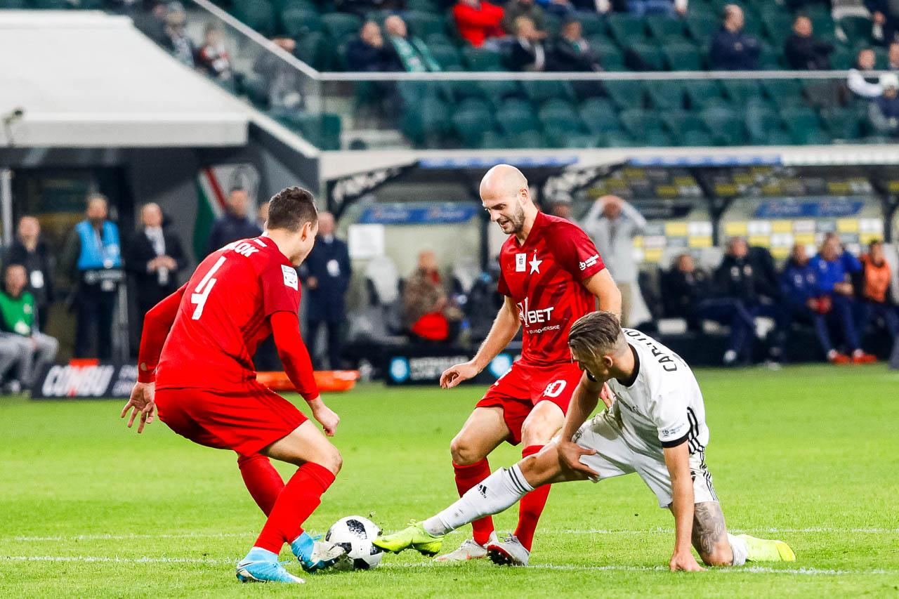 Legia Warszawa 3-3 Wisła Kraków - fot. Piotr Galas (zdjęcie 63 z 113)