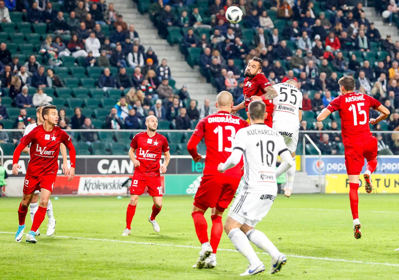 Legia Warszawa 3-3 Wisła Kraków - fot. Piotr Galas (zdjęcie 65 z 113)