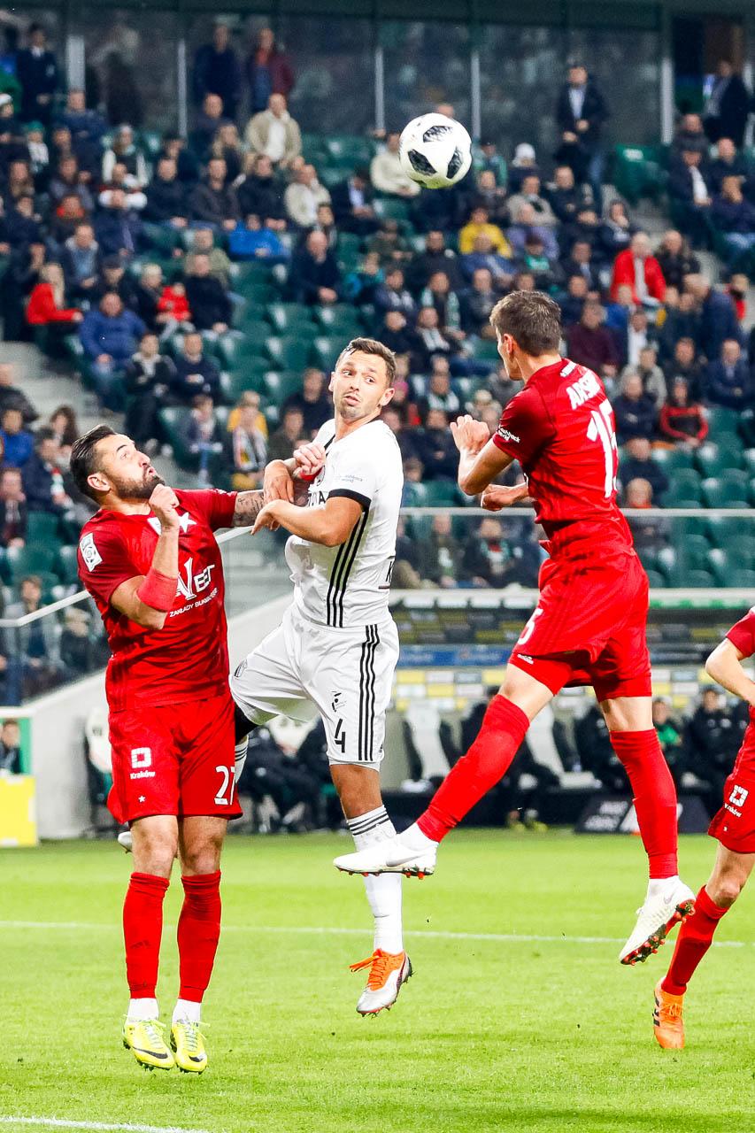 Legia Warszawa 3-3 Wisła Kraków - fot. Piotr Galas (zdjęcie 66 z 113)