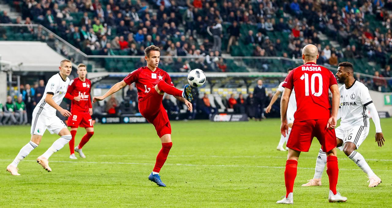 Legia Warszawa 3-3 Wisła Kraków - fot. Piotr Galas (zdjęcie 68 z 113)