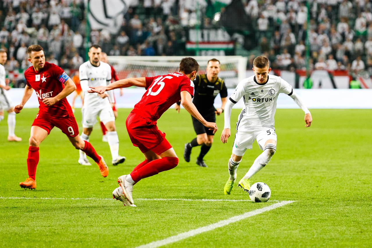 Legia Warszawa 3-3 Wisła Kraków - fot. Piotr Galas (zdjęcie 69 z 113)