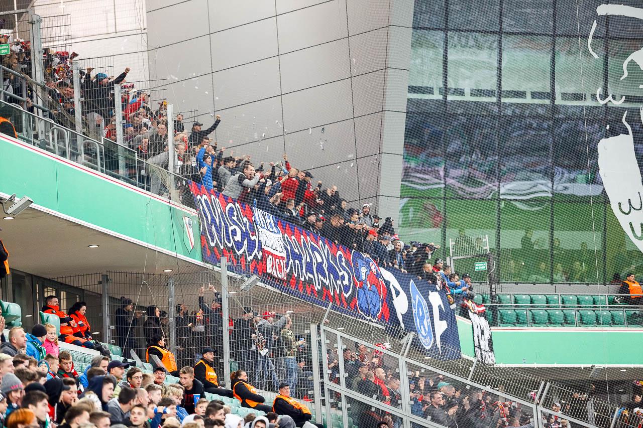 Legia Warszawa 3-3 Wisła Kraków - fot. Piotr Galas (zdjęcie 73 z 113)