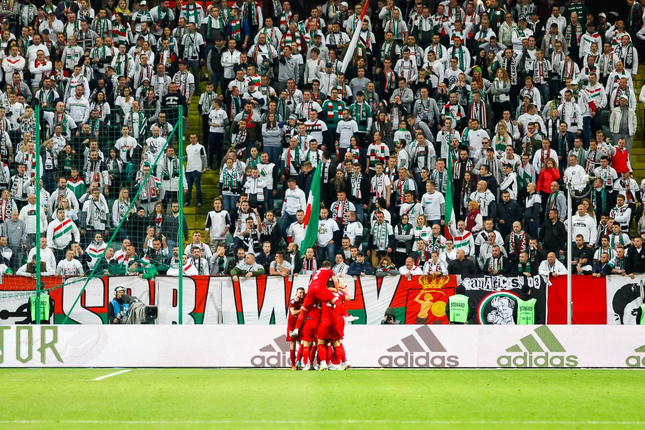 Legia Warszawa 3-3 Wisła Kraków - fot. Piotr Galas (zdjęcie 74 z 113)