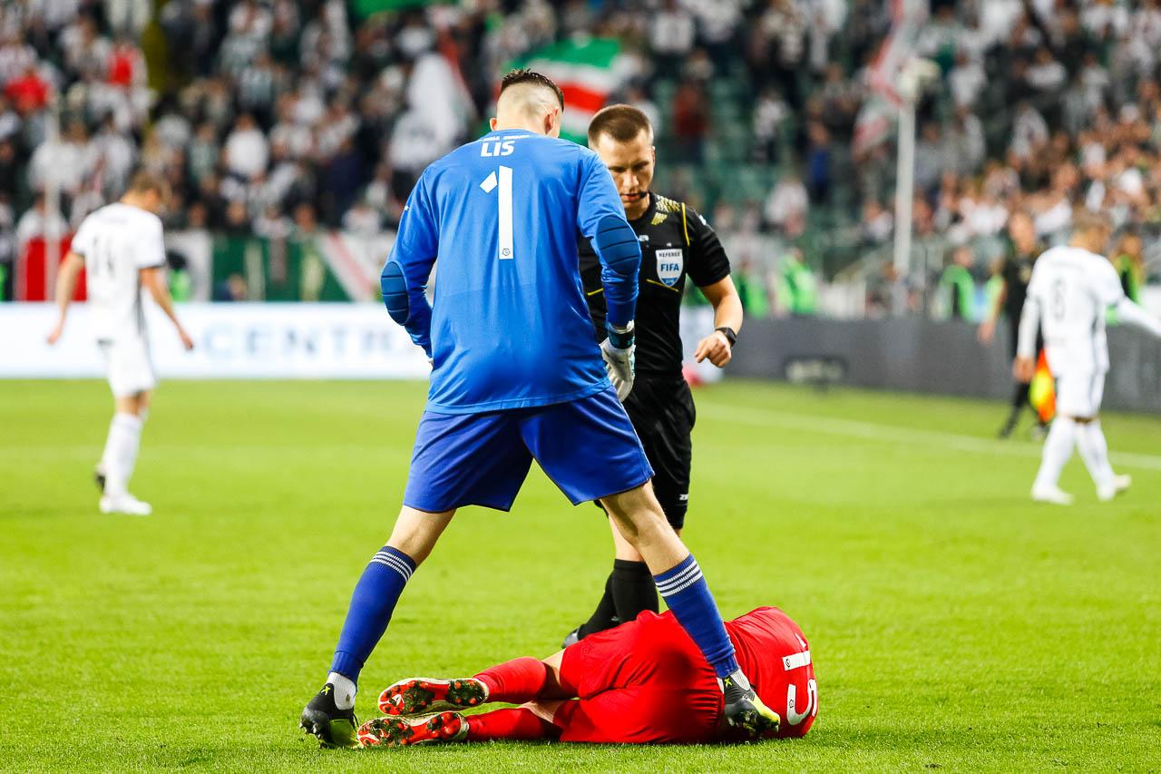 Legia Warszawa 3-3 Wisła Kraków - fot. Piotr Galas (zdjęcie 82 z 113)